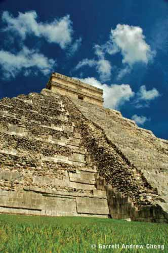 Ascension: 2012 Word_Year, Chichen Itza, Mexico