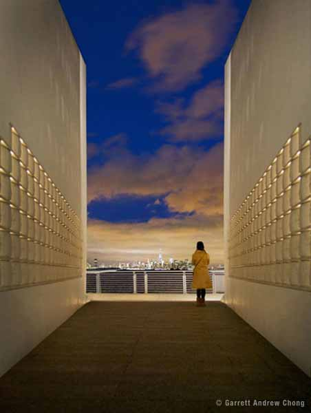Hymns: 2015 Word-of-the-Year, Staten Island 911 Memorial, NYC, USA