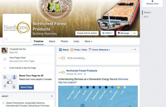 Northcrest Group: Social Media