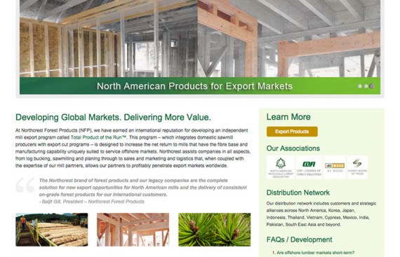 Northcrest Group: Website