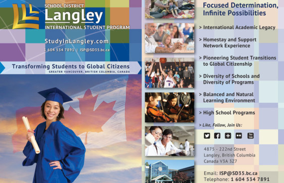 Langley SD35 - ISP: Advertising