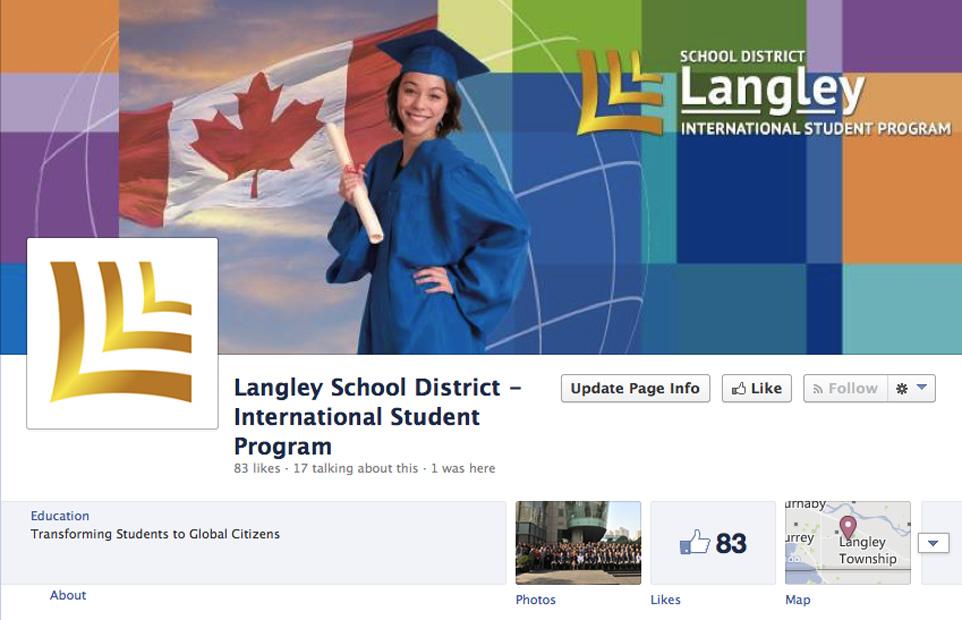 Langley SD35 - ISP: Social Media