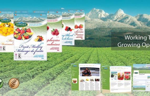 Snowcrest Foods: Portfolio