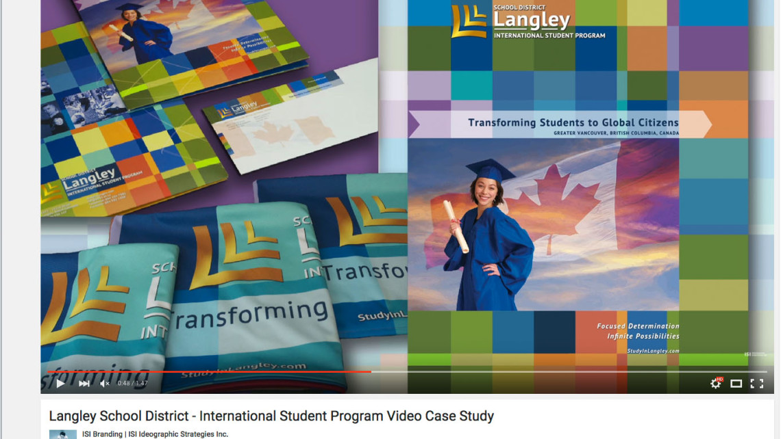 Langley SD35 - ISP: Social Media