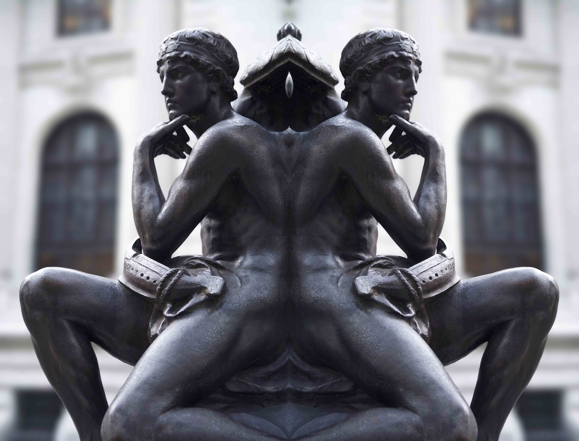 Thinker Statue, NYC > GarrettAndrewChong Photo